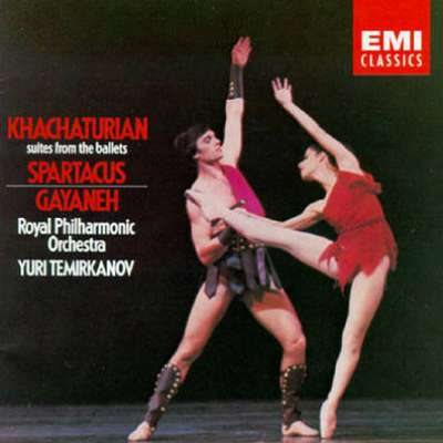 Khachaturian Suites From The Ballets Spartacus-Gayaneh