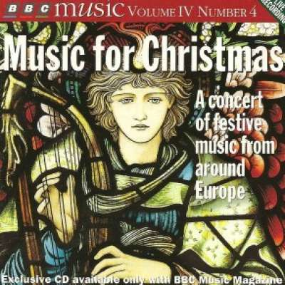 Music for Christmas (BBC Music, Vol. IV, No.4)
