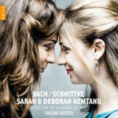 Bach / Schnittke by Sarah and Deborah Nemtanu