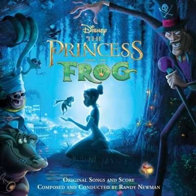 The Princess And The Frog (Soundtrack)