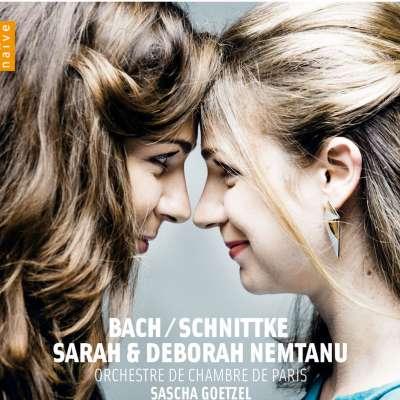 Bach/Schnittke, Sarah Nemtanu, Deborah Nemtanu