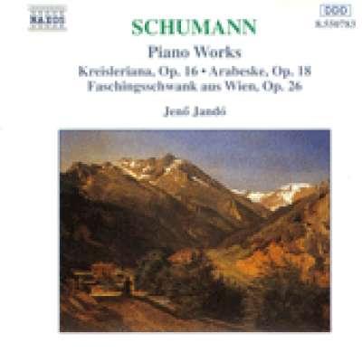 Schumann, Kreisleriana / Faschingsschwank aus Wien