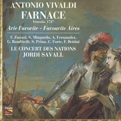Antonio Vivaldi: Farnace