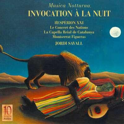 Musica Notturna - Invocation a la Nuit