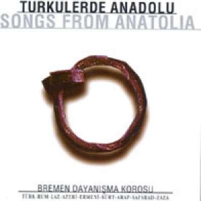 Türkülerde Anadolu
