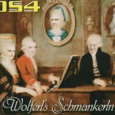 Mozart Goes Swing / Wolferls Schmankerln