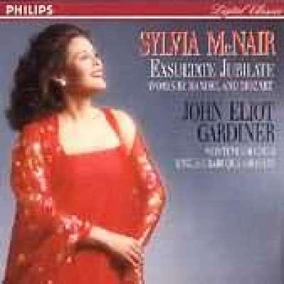 Handel: Laudate Pueri Dominum, Sileteveni, Mozart: Exsultate Jubilate (Mcnair, Gardiner)