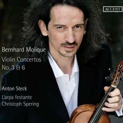 Bernhard Molique : Violin Concerto