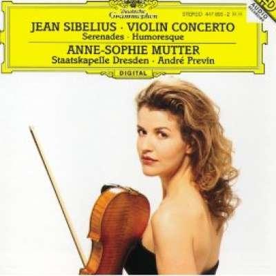 Sibelius: Violin Concerto, Serenades