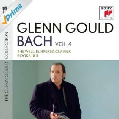 Glenn Gould Plays Bach: The Well Tempered Clavier Books I and II, BWV 846-893