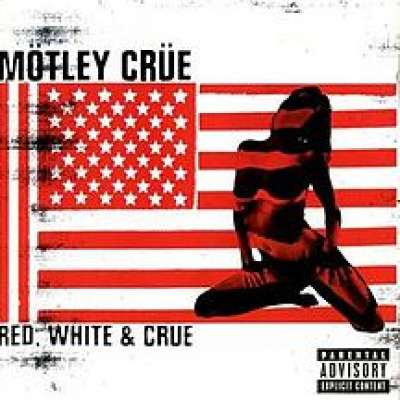 Red, White and Crüe