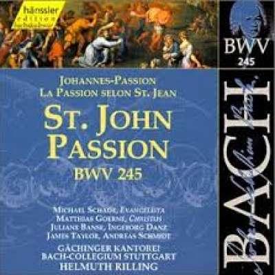 Bach, Johannes Passion, Bwv 245