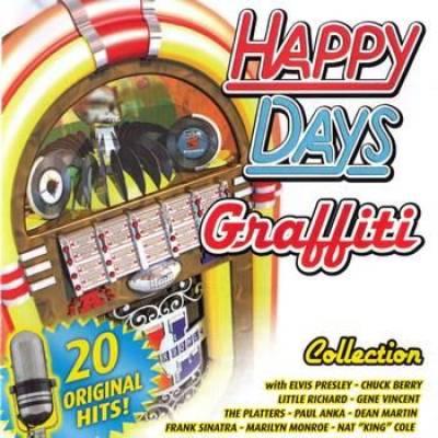 Happy Days Graffitti