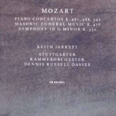 Wolfgang Amadeus Mozart: Piano Concertos I