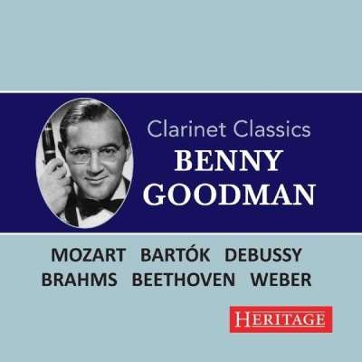 Classics For Clarinet (1938-1946)