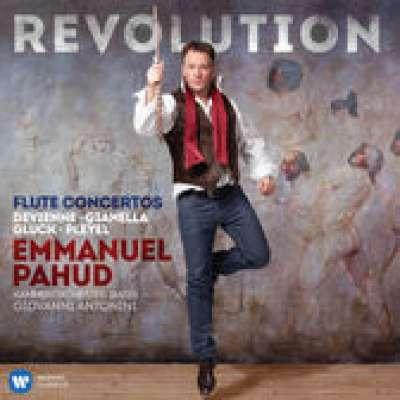Revolution - Flute Concertos by Devienne, Gianella, Gluck and Pleyel