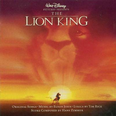 The Lion King: Special Edition Original Soundtrack