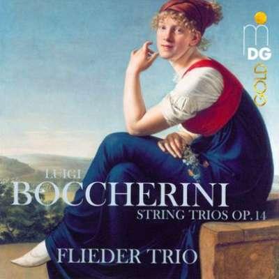 Boccherini: String Trios, Op. 14