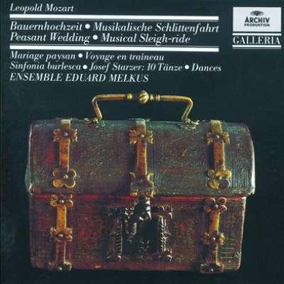 DIE MUSIKALISCHE SCHLITTENFAHRT (THE MUSICAL SLEIGH-RIDE) (ENSEMBLE EDUARD MELKUS)