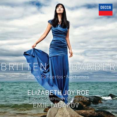 Britten and Barber: Piano Concertos and Nocturnes