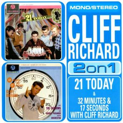 21 Today/32 Minutes And 17 Seconds With Cliff Richard