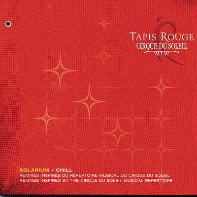 Solarium - Tapis Rouge