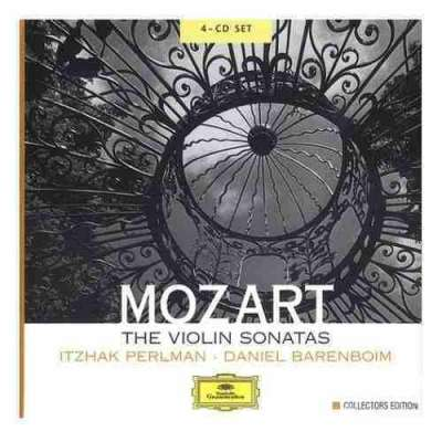 Mozart: The Violin Sonatas - Perlman And Barenboim
