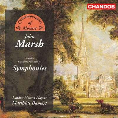 John Marsh: Symphonies