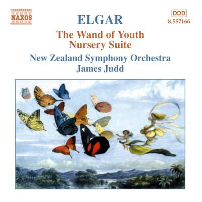 Elgar: The Wand Of Youth - Nursery Suite