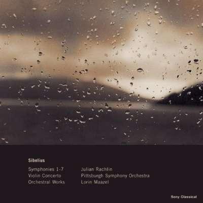 Sibelius: Complete Symphonies, Violin Concerto, Finlandia, en Saga, Karelia Suite, Swan of Tuonela
