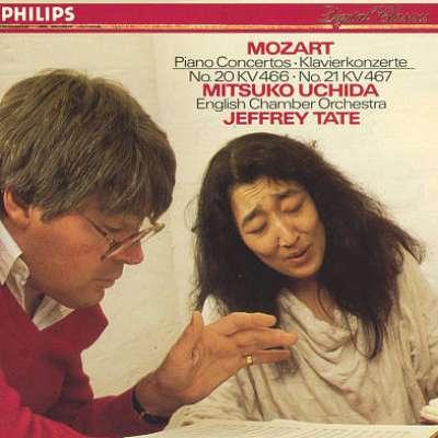 Mozart, Piano Concertos 20 - 21