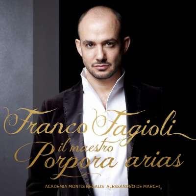 Il Maestro, Porpora Arias
