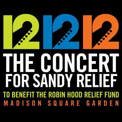 12-12-12 THE CONCERT FOR SANDY RELİEF