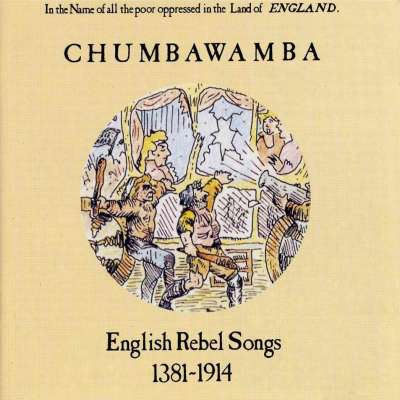 English Rebel Songs 1381-1914