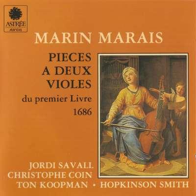 Marin Marais, Pieces A Deux Violes Du 1er Livre 1686