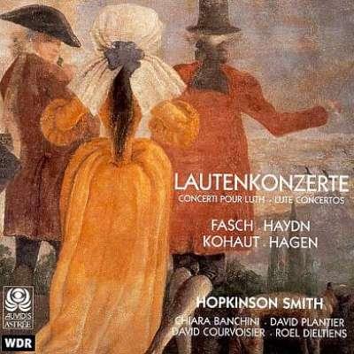 Fasch, Haydn, Kohout, Hagen: Lautenkonzerte