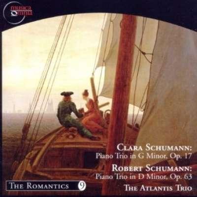 The Clara Schumann, Robert Schumann Trios