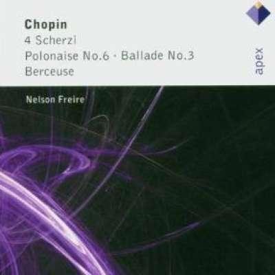 Chopin: 4 Scherzi, Etc