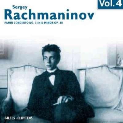 Rachmaninov, Vol. 4 (1955)