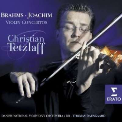 Brahms and Joachim: Violin Concertos