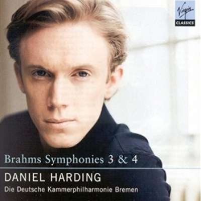 Brahms Symphonies Nos.3 and 4