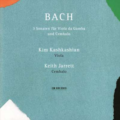 Bach: 3 Sonaten Fur Viola Da Gamba Und Cembalo