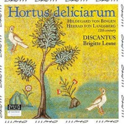 Hildegard von Bingen / Hortus Deliciarum