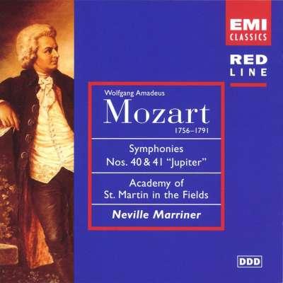Mozart: Symphonies No.40 - No.41