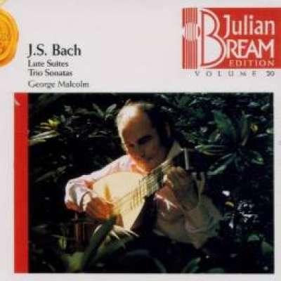 TRIO SONATA NO.5 IN C, BWV 529 2.LARGO (GEORGE MALCOLM)