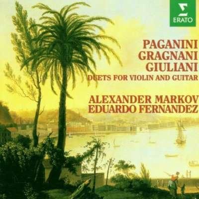 Paganini, Gragnani, Giuliani, Alexander Markov