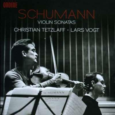 Schumann, Violin Sonatas