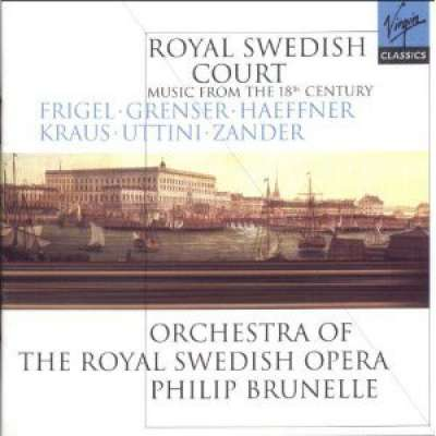 Royal Swedish Court Orchestral Music From The 18th Century