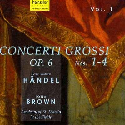 Handel Op.6 Concerti Grossi