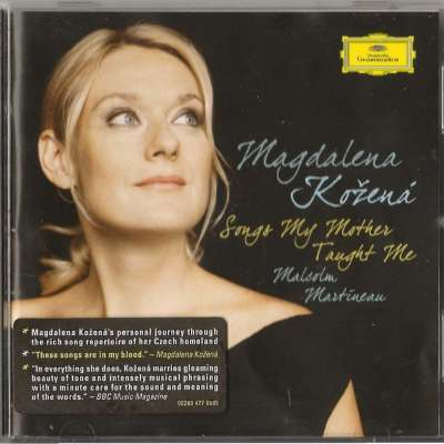 Magdalena Kozená, Songs My Mother Taught Me